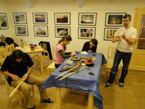 Workshop-vyroba-hudebnich nastroju